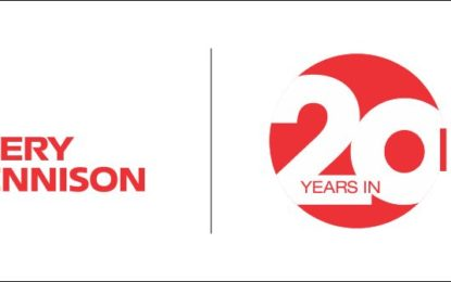 Avery Dennison completes '20 Years' in India
