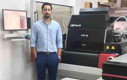 Liberty Graphics in Mumbai installs AGFA Titan HS