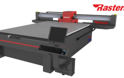 Mehta Cad Cam Systems introduces two new Rasterjet UV flatbed models