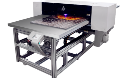 Azonprinter to premier Azon Matrix flatbed printer at FESPA 2017