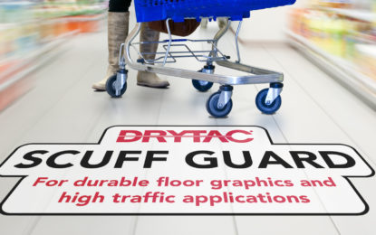 Drytac announces new SpotOn Floor 200 printable film