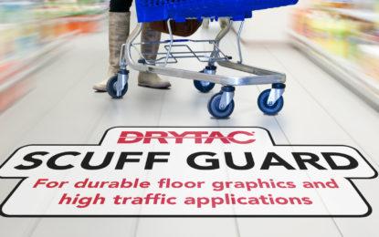 Drytac announces new SpotOn Floor 200 printable film
