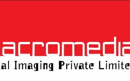 Macromedia adopts an Efi-VUTEk GS3250LX Pro for Chennai facility