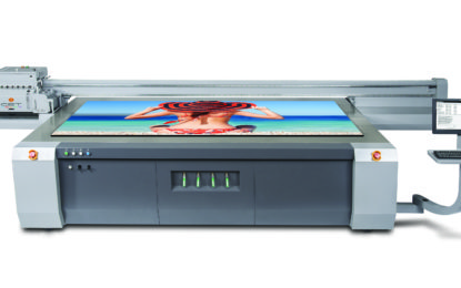 Direct-to-corrugated printer from CET Color