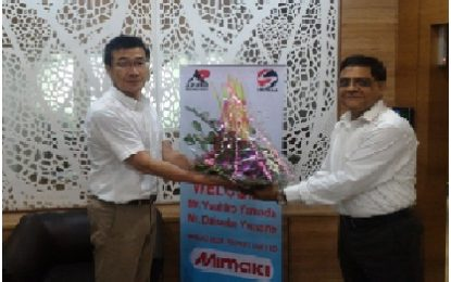 Apsom Technologies and Mimaki India join hands