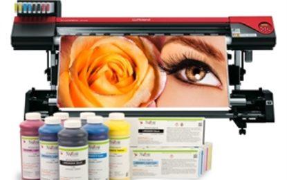 Nazdar releases inkjet inks for Roland printers