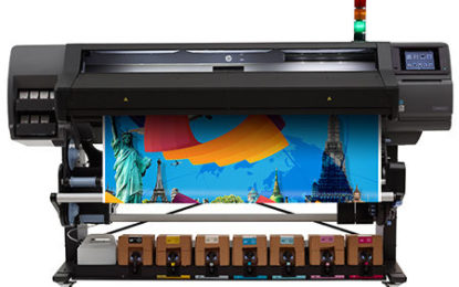 HP Latex 570 provides integrative cost-effective production