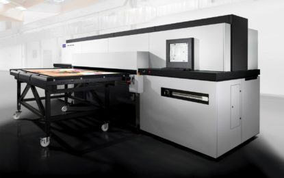 Durst announces first Delta Multi-Pass portfolio for corrugated printing