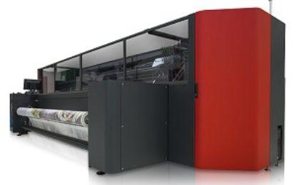 EFI FabricVU series win 'EDP Best Textile Printer Award'