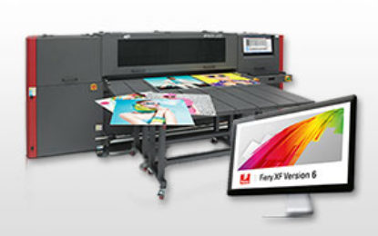 Efi Fiery proServer provides consistent print output regardless of printer or media