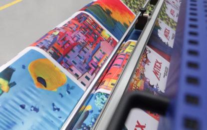 M Tex introduces three textile printers: Dragon, Scorpion and Eagle