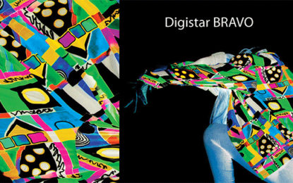 Kiian Digital's direct-to-textile inks available in 11 colours
