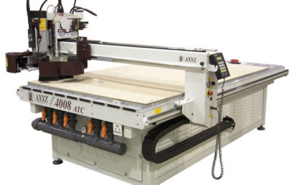 AXYZ International announces milestone delivery of its 6000th machine