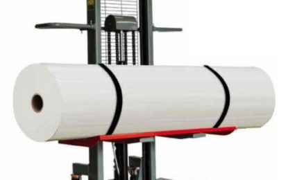 Foster collaborates with EFI to launch JUMBO On-a-Roll lifter