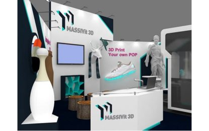 Massivit announces big business growth in 12 months since drupa 2016