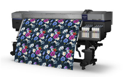 EPSON introduces next-gen SureColor F9370 dye-sub inkjet printer for textile