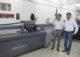 JNArora & Co installs HandTop HT 3116FR6 UV flatbed printer at Dinesh Plastic Works