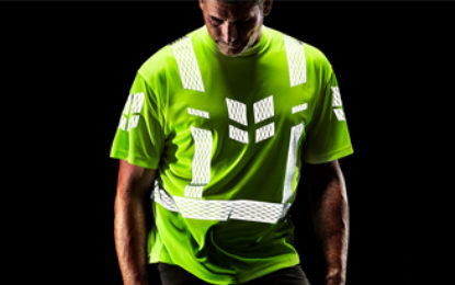 3M launches new reflective material with Diamond Mesh Technology