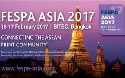 FESPA Asia returns to Bangkok