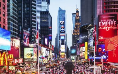 Mumbai to have New York Times Square-like digital billboards