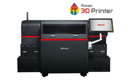 Mimaki introduces new Mimaki 3DUJ-553 3D printer