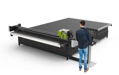 Esko introduces 189-inch digital cutting table for heavy-duty corrugated production