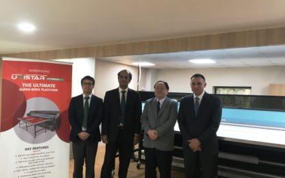 FUJIFILM India launches new Uvistar Hybrid 320 super-wide hybrid UV printer