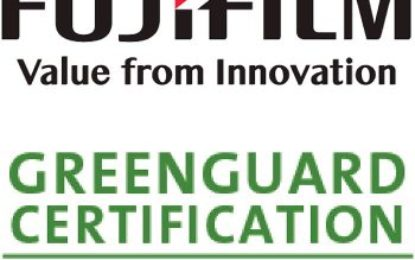 FUJIFILM Uvijet UV inks obtain UL GREENGUARD Certification