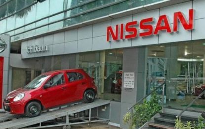 Nissan plans for increasing Datsun outlets