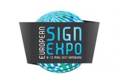 European Sign Expo 2018 set to be largest ever event till date
