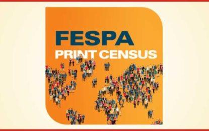 2018 FESPA Print Census closing soon