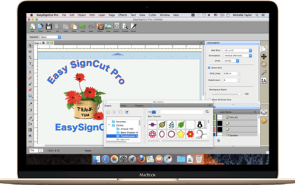 EasySignCut Pro with contour cutting capability introduced