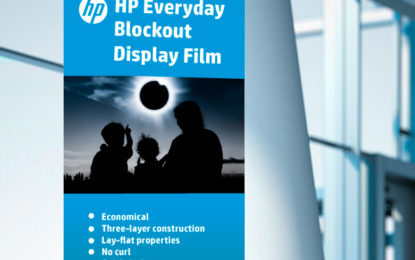 HP rolls out new Everyday Blockout Display Film