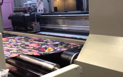 Market study examines potential of high-speed textile printing market by 2023