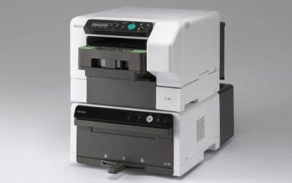 RICOH unveils newest direct-to-garment printer