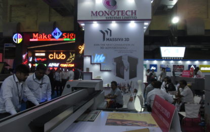 Monotech Systems brings Massivit 3D to Indian market