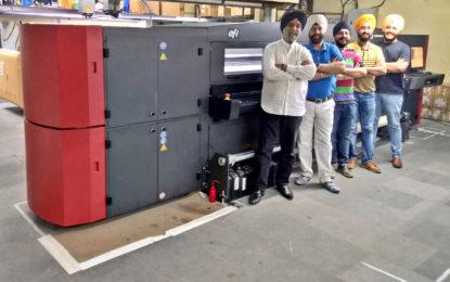 Prince Digi Graphics in Mumbai adopts Efi VUTEk GS3250 LX Pro