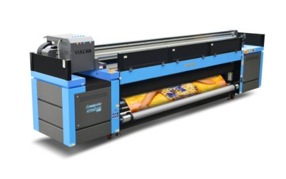 ColorJet showing 'green' printing solutions at Media Expo 2018