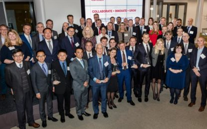 Avery Dennison recognises its global suppliers
