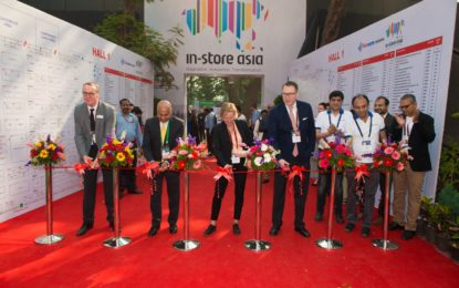 Bigger than before, overwhelming response received at In-Store Asia 2018