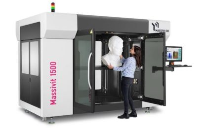 Massivit 3D extends product line with new Massivit 1500