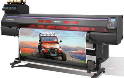 Mimaki releases new sizes for UCJV300 Series