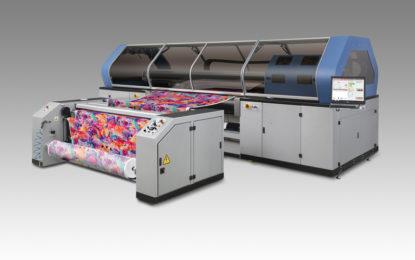 MIMAKI Tiger-1800B raises bar of production-class textile printing