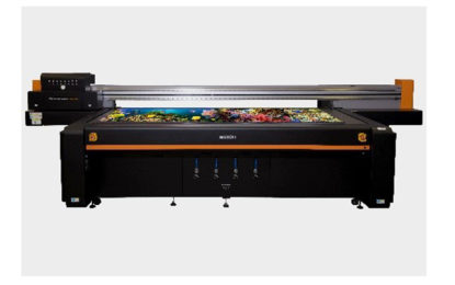 MUTOH introduces its first true flatbed printer: PerformanceJet 2508UF