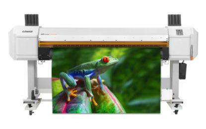 MUTOH to launch new VJ-1638UR 64 UV-LED inkjet printer