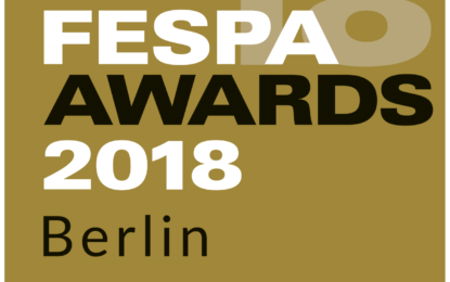 Shortlisted entries for FESPA Awards 2018 announced
