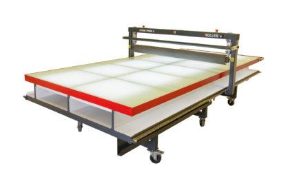 Vipline rolls out VROLLER flatbed laminator