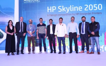 HP Skyline 2050 brings to life the vision for future Indian cities
