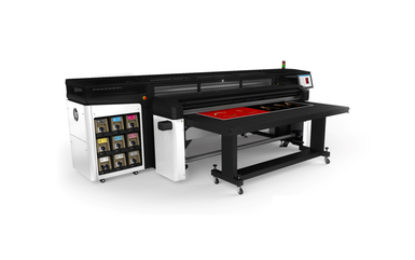 HP launches Latex R2000 rigid printer with HP Latex white ink at FESPA 2018
