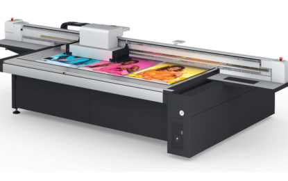 Five new generations of swissQprint printers introduced